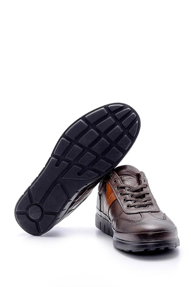 5638146845 Erkek Deri Sneaker