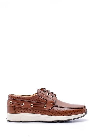 Kahverengi Erkek Deri Casual Ayakkabı 5638148451