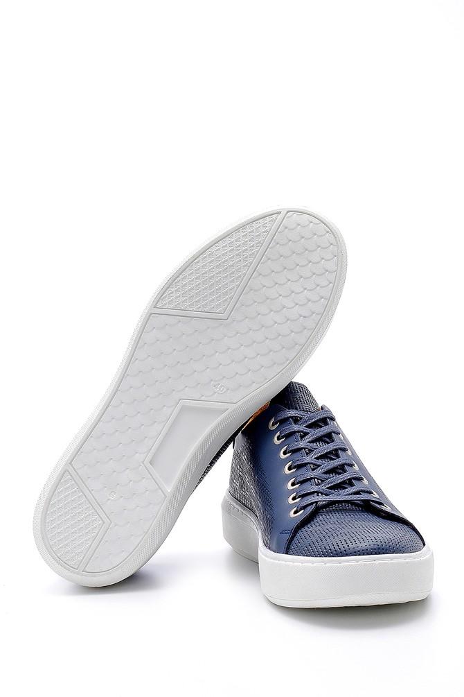 5638148528 Erkek Deri Sneaker