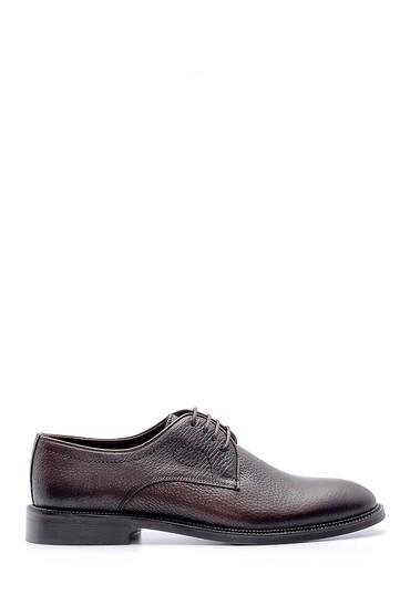 Kahverengi Erkek Deri Klasik Ayakkabı 5638149672