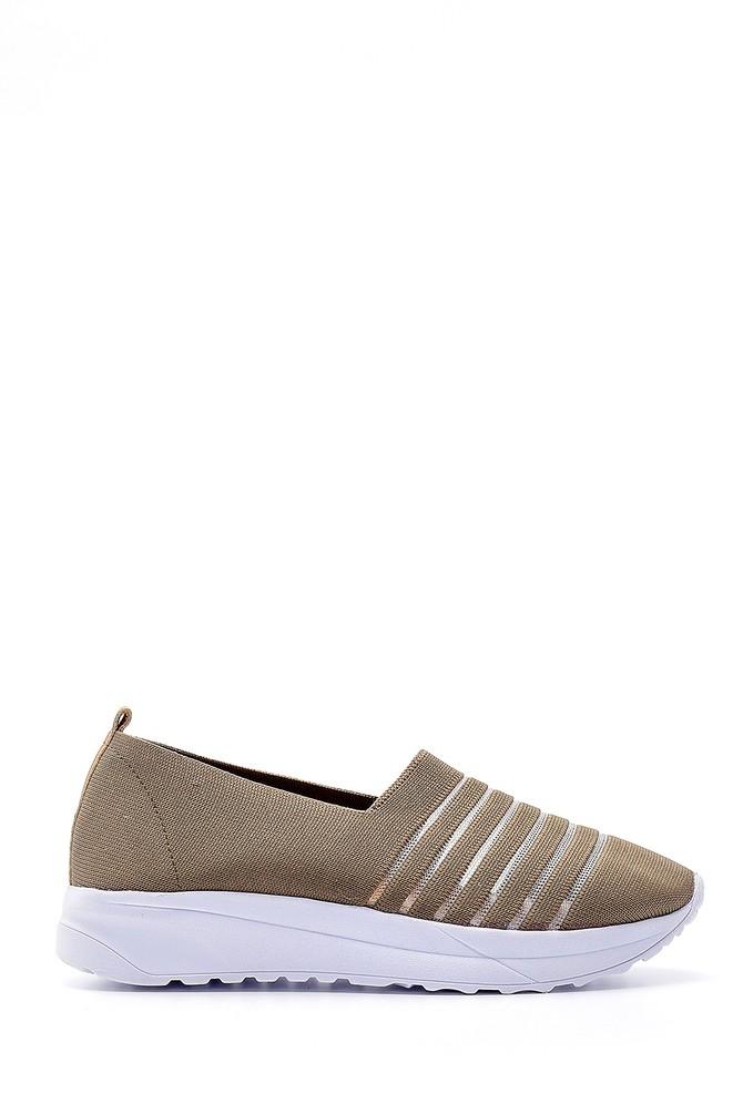 Yeşil Kadın Ayakkabı 5638160589