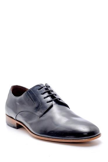 Lacivert Erkek Deri Klasik Ayakkabı 5638169292