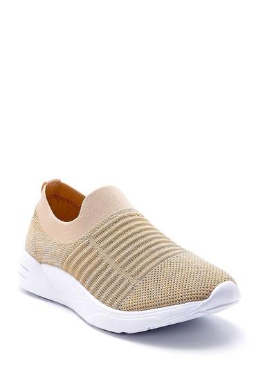 Bej Kadın Çorap Sneaker 5638123517