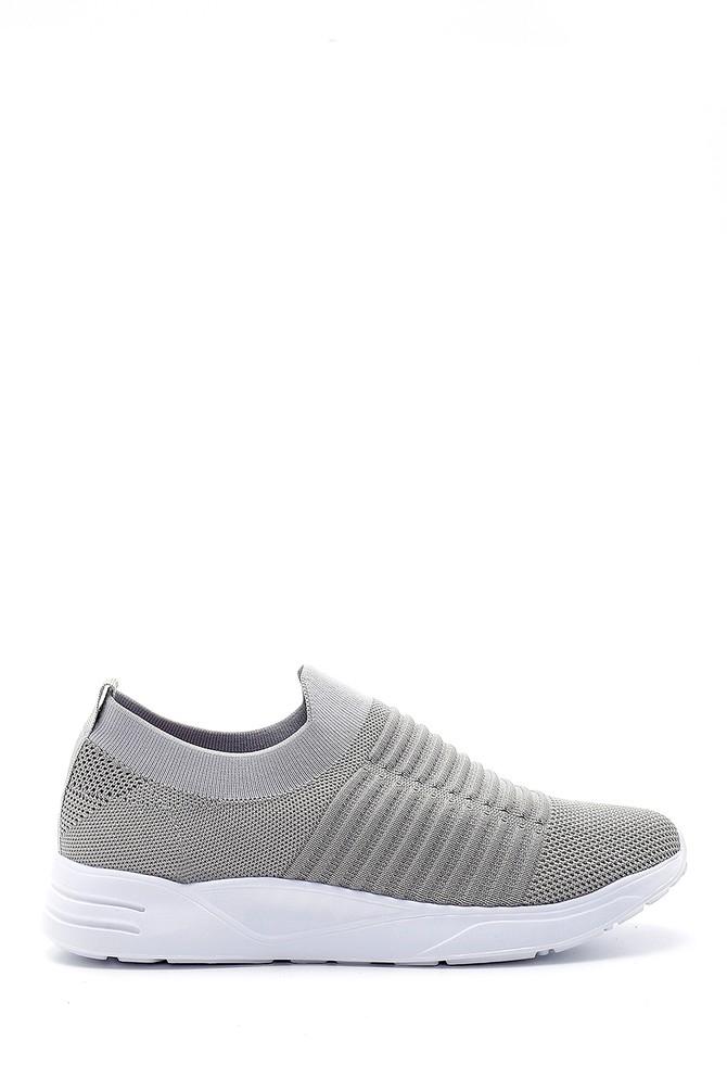 Gri Erkek Çorap Sneaker 5638125137