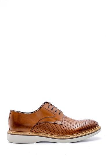 Kahverengi Erkek Deri Casual Ayakkabı 5638143266