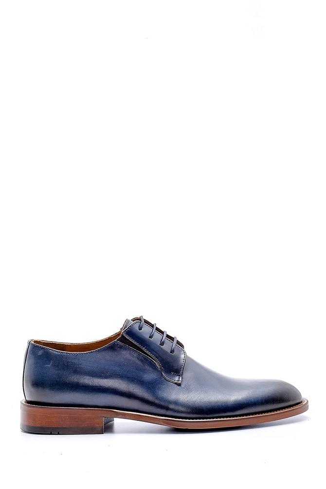 Lacivert Erkek Deri Klasik Ayakkabı 5638146012