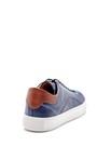 5638148400 Erkek Dikiş Detaylı Deri Sneaker