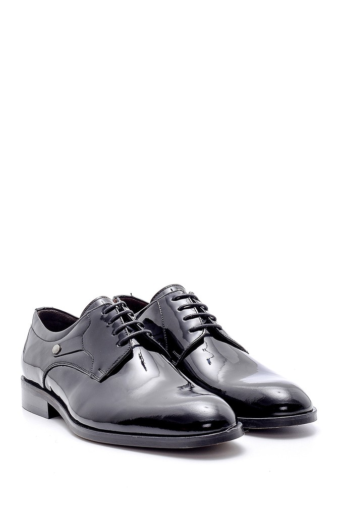 5638150069 Erkek Rugan Klasik Ayakkabı