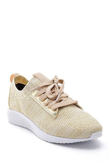 Sarı Kadın Çorap Sneaker 5638142180