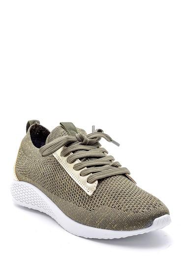 Yeşil Kadın Çorap Sneaker 5638142178