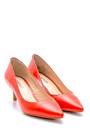 5638163126 Kadın Deri Topuklu Ayakkabı
