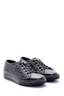 5638159445 Kadın Deri Sneaker