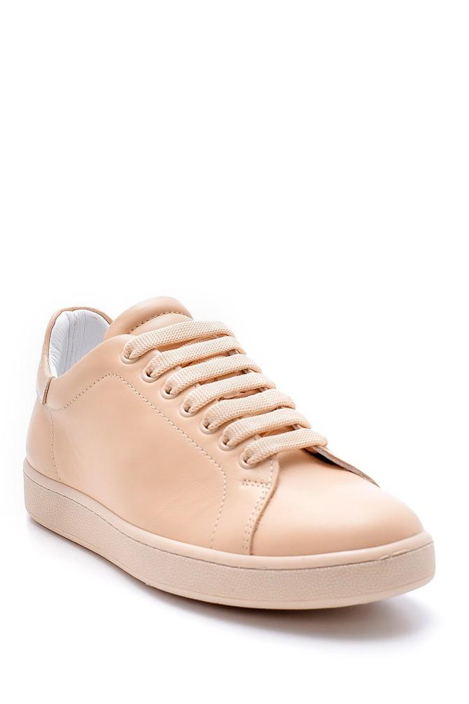 5638167596 Kadın Deri Sneaker
