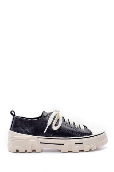5638175192 Kadın Deri Sneaker