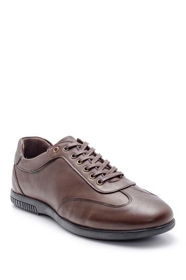 Kahverengi Erkek Deri Ayakkabı 5638134812