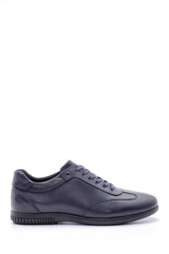 Lacivert Erkek Deri Ayakkabı 5638140091