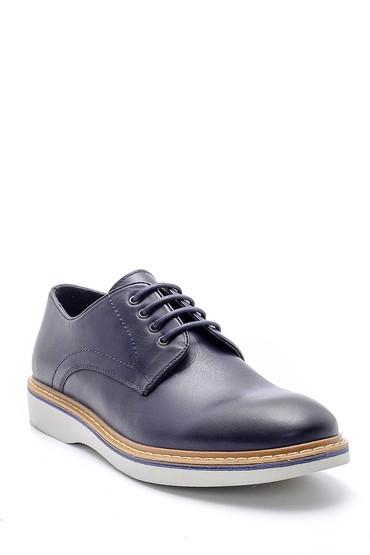 Lacivert Erkek Deri Ayakkabı 5638144109