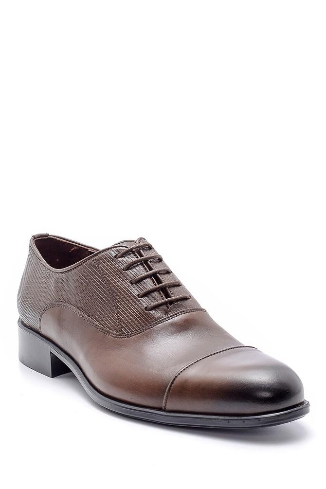 5638145924 Erkek Deri Klasik Ayakkabı