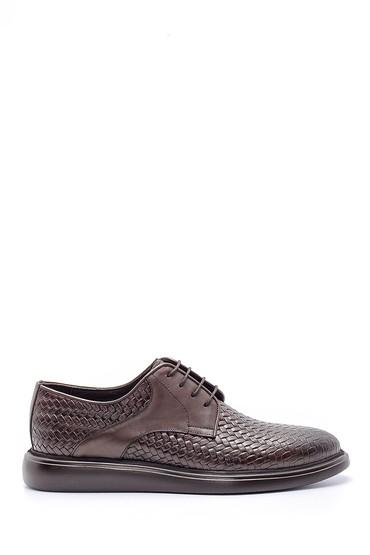 Kahverengi Erkek Deri Ayakkabı 5638148645