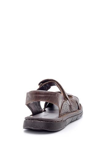 Erkek Deri Sandalet