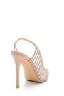 5638161390 Kadın Deri Topuklu Ayakkabı