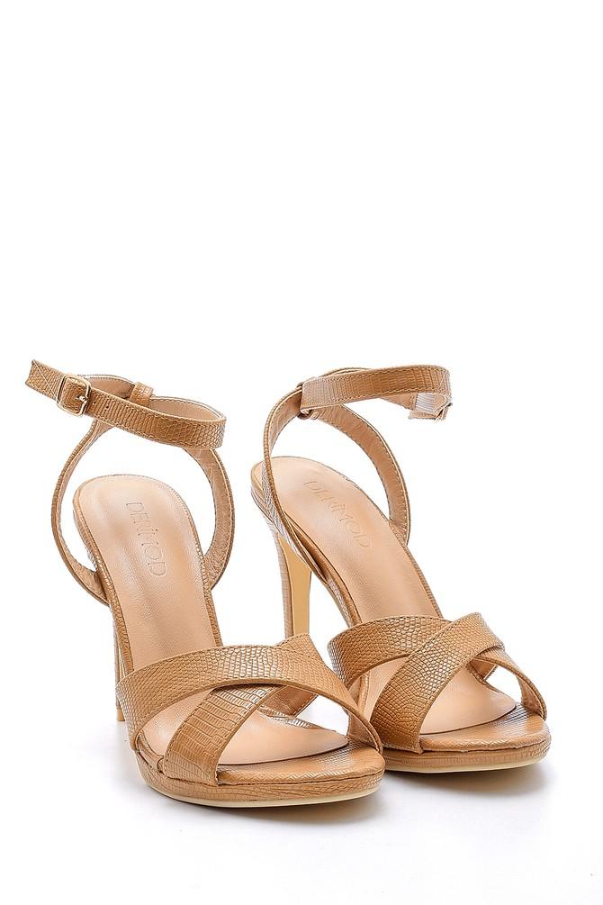 5638136459 Kadın Topuklu Sandalet