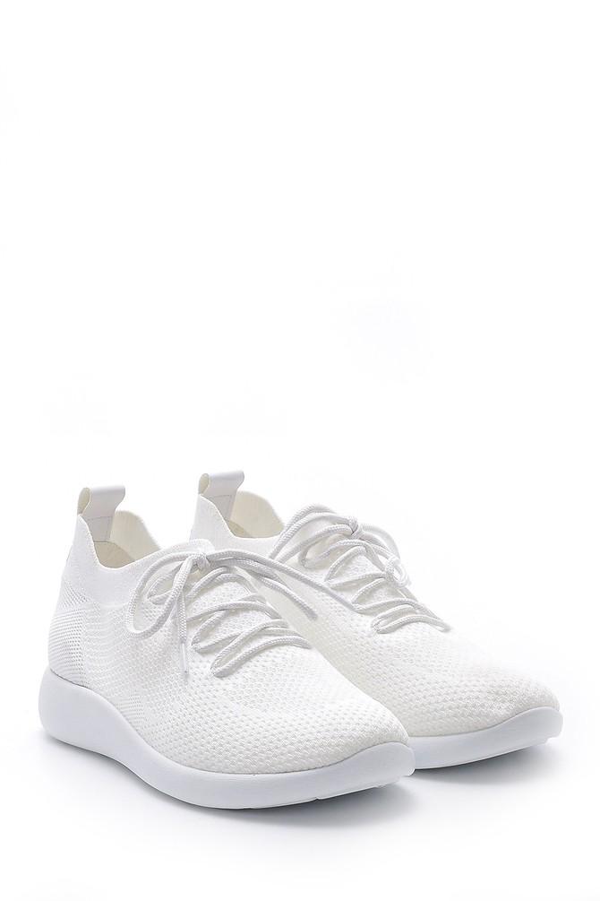 5638176529 Kadın Bağcıklı Çorap Sneaker