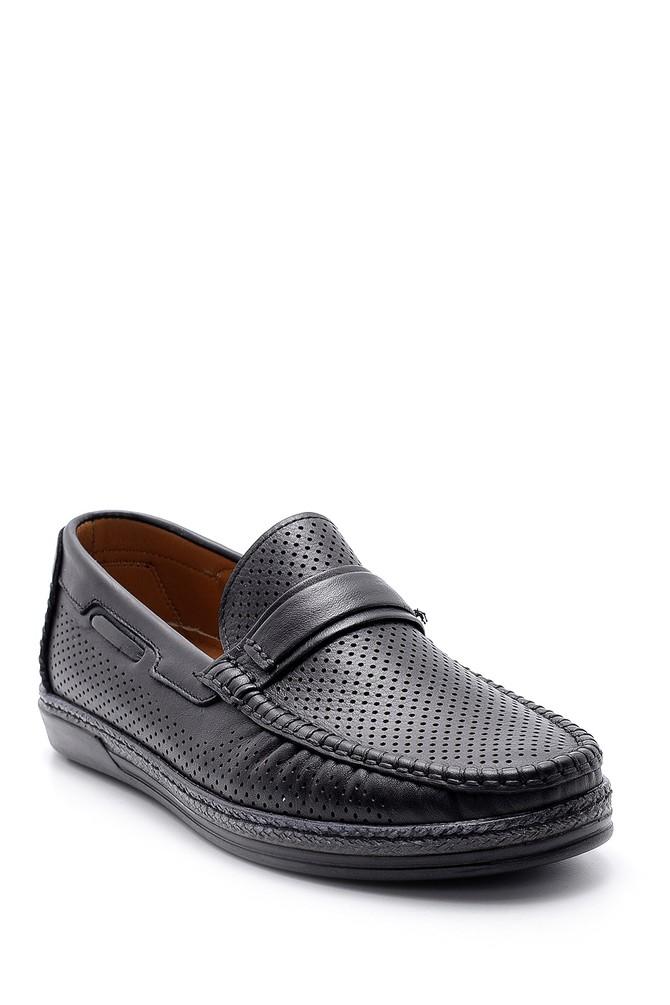 5638134407 Erkek Deri Casual Loafer