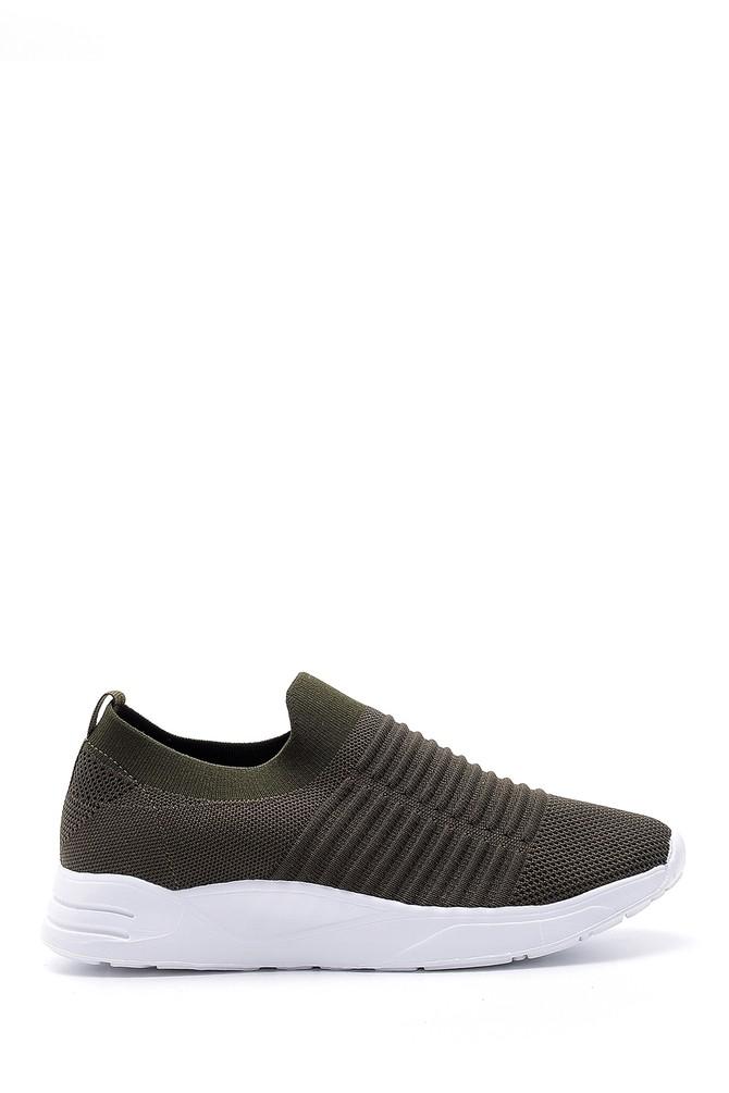 Yeşil Erkek Çorap Sneaker 5638125123