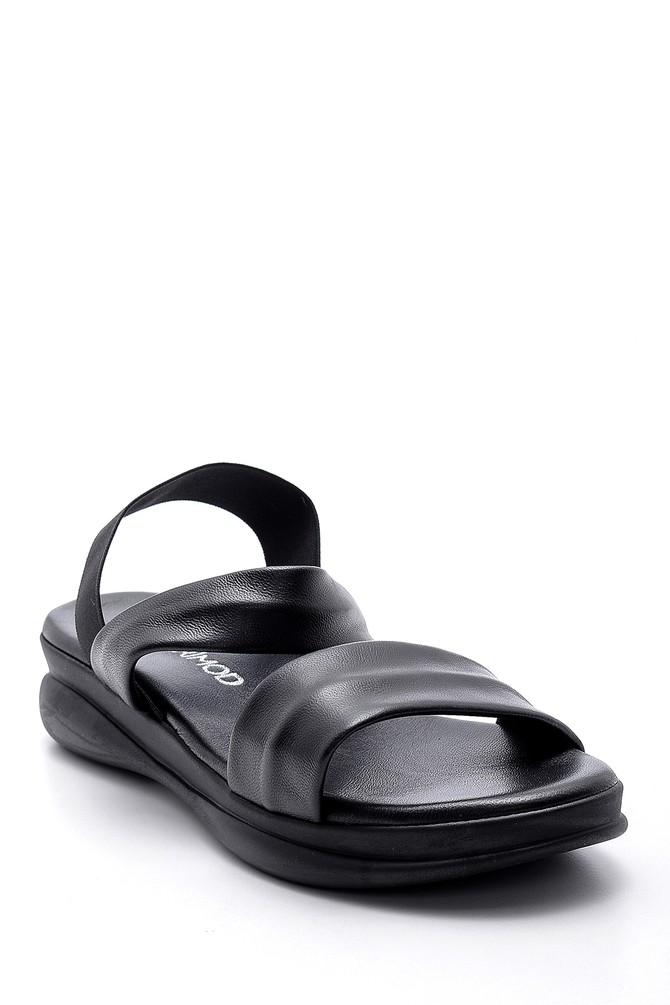 5638152797 Kadın Deri Sandalet