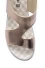 5638160292 Kadın Metalik Sandalet