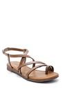 5638161578 Kadın Deri Sandalet