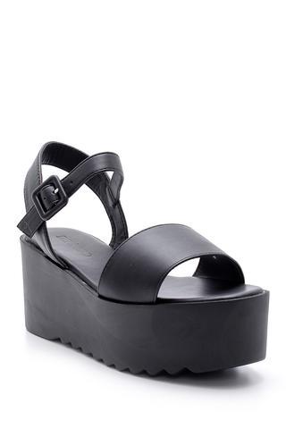 Kadın Yüksek Tabanlı Sandalet