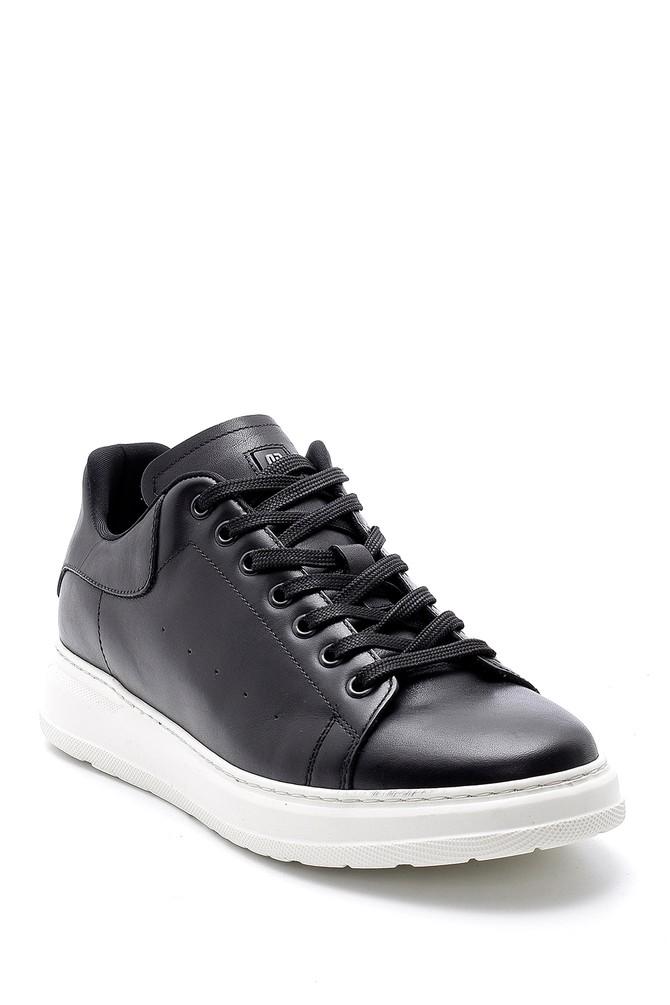 5638144285 Erkek Deri Sneaker