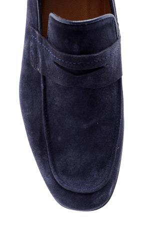 Erkek Süet Deri Casual Loafer