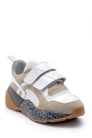 Kadın Yüksek Taban Sneaker