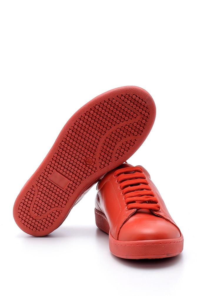 5638167598 Kadın Deri Sneaker