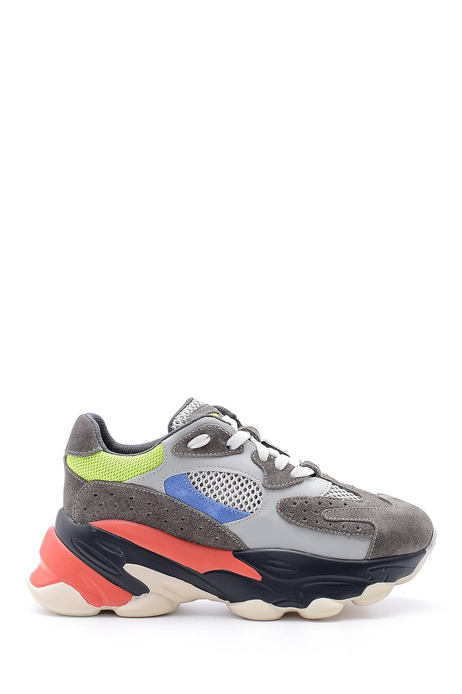 5638175230 Kadın Yüksek Tabanlı Sneaker