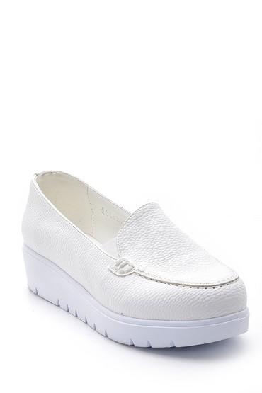 Beyaz Kadın Ayakkabı 5638170756