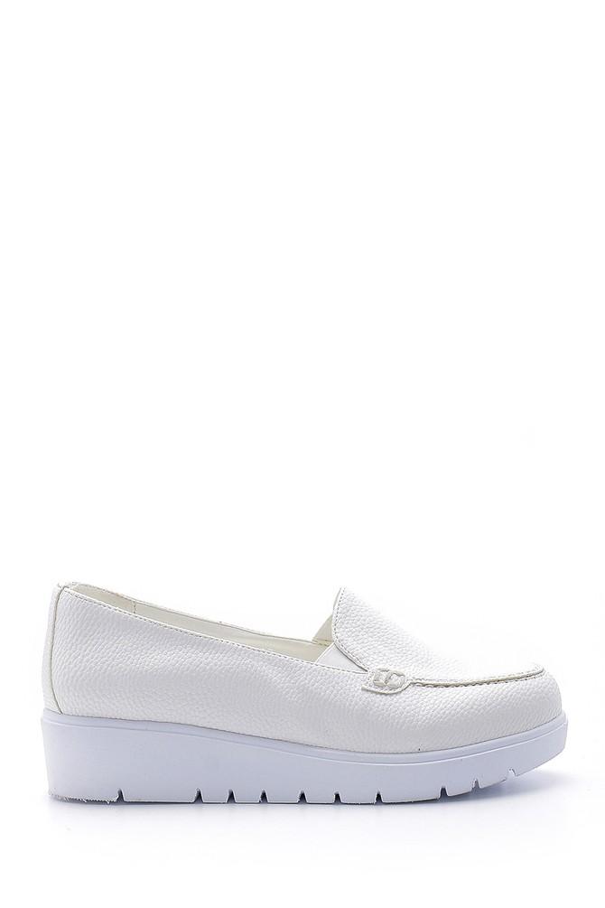 Beyaz Kadın Ayakkabı 5638170744
