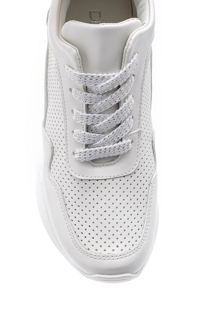 5638170785 Kadın Dolgu Topuk Sneaker