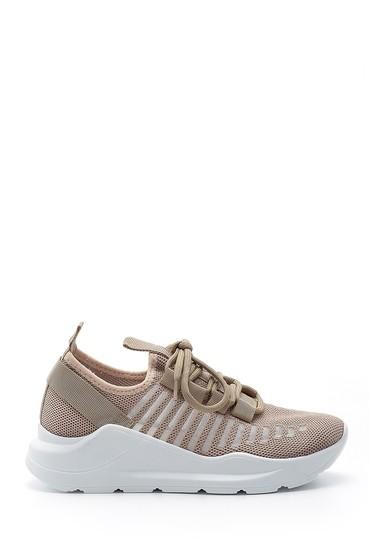 Bej Kadın Sneaker 5638176575