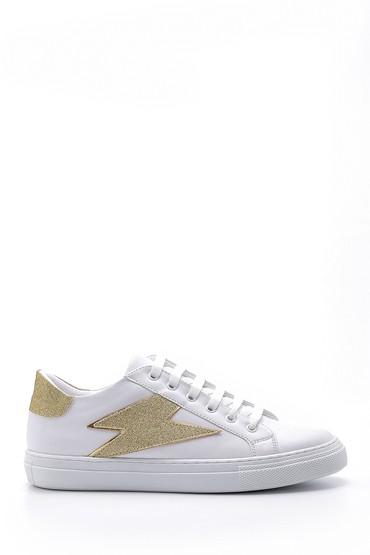 Beyaz Kadın Sneaker 5638180480