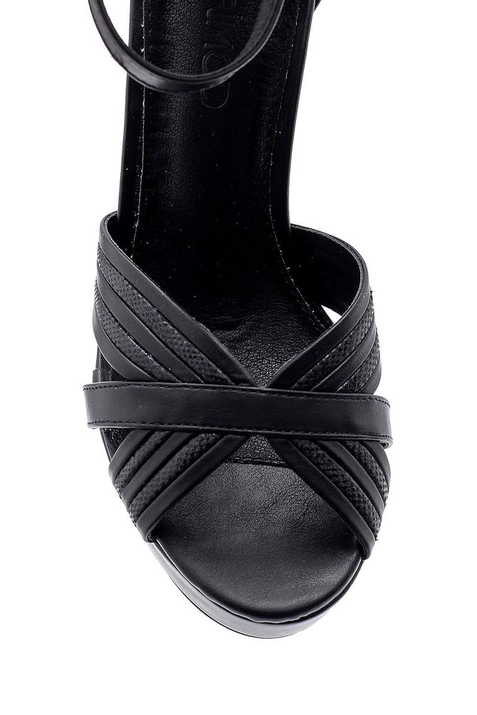 5638136147 Kadın Topuklu Sandalet