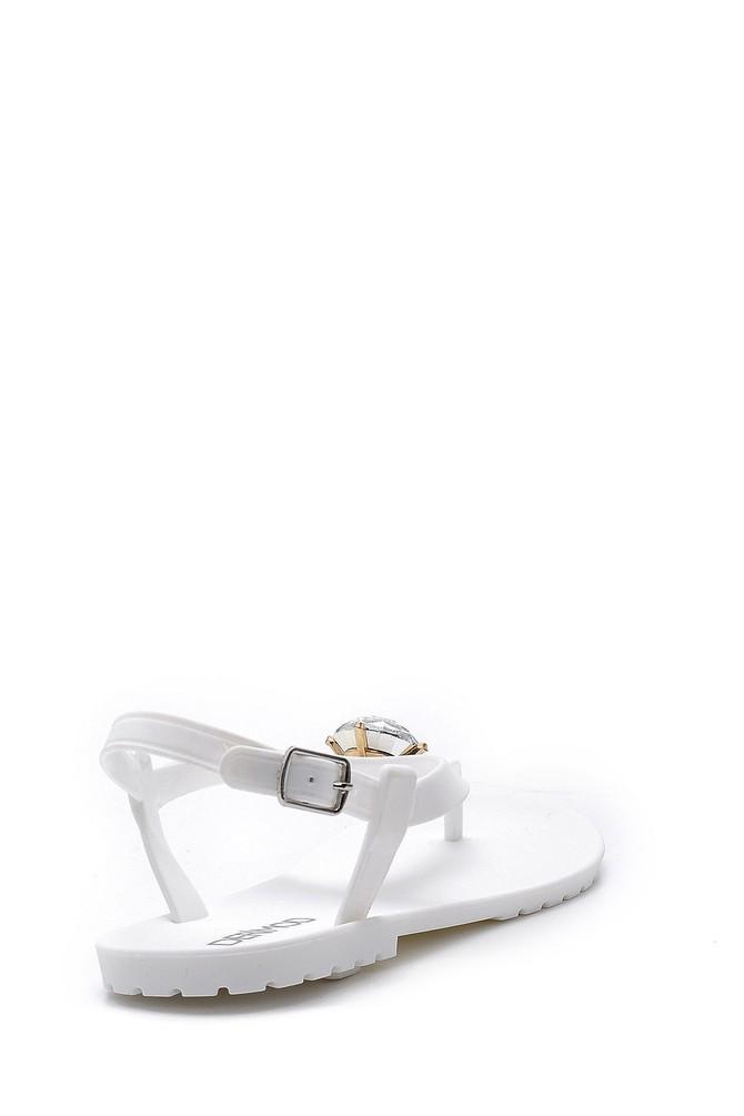 5638128629 Kadın Plastik Sandalet