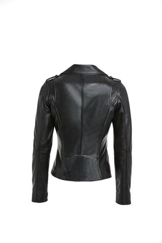 Egoist Kadın Deri Ceket