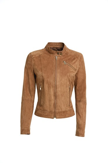 5638173637 Kylie Kadın Deri Ceket