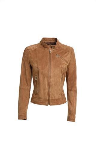 Kylie Kadın Deri Ceket