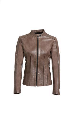 Joel Kadın Deri Ceket