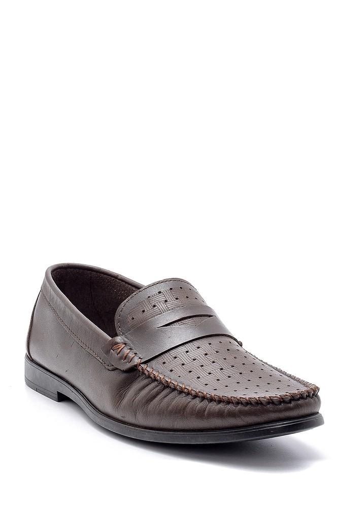 5638134561 Erkek Deri Loafer